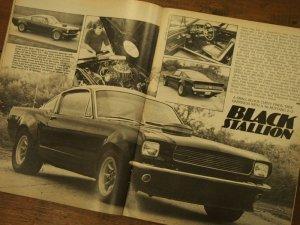画像2: vintage hotrod magazine/1980年10月