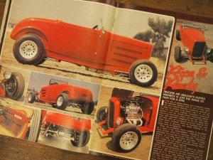 画像2: vintage hotrod magazine/1980年2月