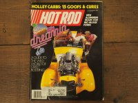 vintage hotrod magazine/1984年12月