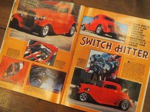画像3: vintage hotrod magazine/1986年4月号