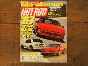 画像1: vintage hotrod magazine/1986年10月号