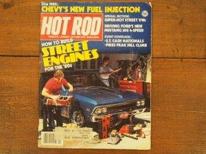 画像1: vintage hotrod magazine/1981年10月号