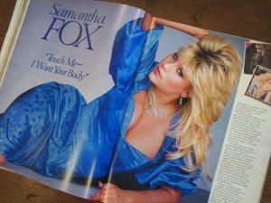 画像3: vintage Penthouse 1987年6月号