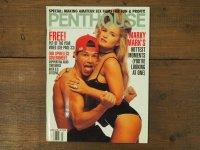 vintage Penthouse 1993年3月