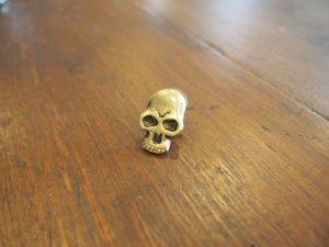 画像2: Skull/Gold/BIG