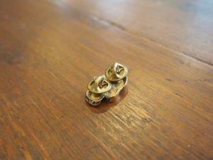画像3: Skull/Gold/BIG