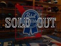 Pabst Blue Ribbon/ライトサイン